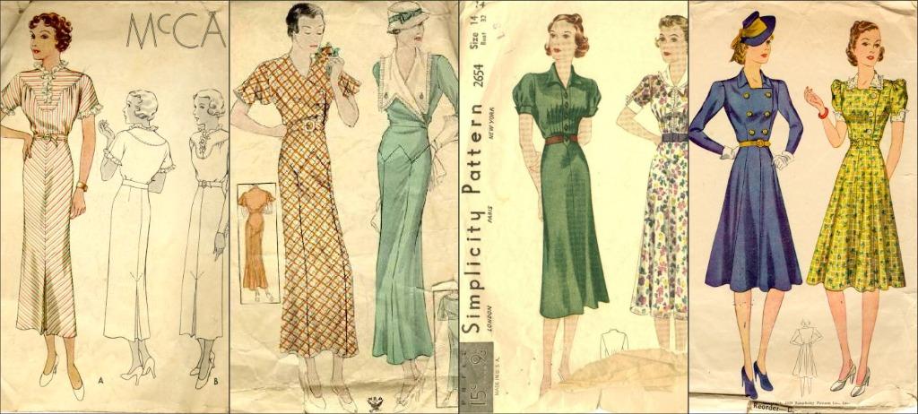Apsummer / 1930 Fashion -2011